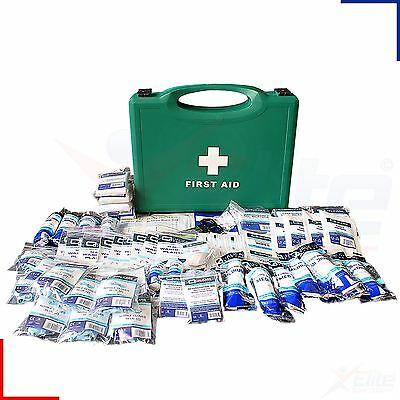 50 Person BSI First Aid Kit Workplace, Home, Travel, Office Medical Emergency