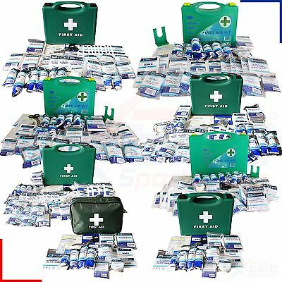 BSI First Aid Kits Workplace, Home, Travel, Office Refills Medical Emergency