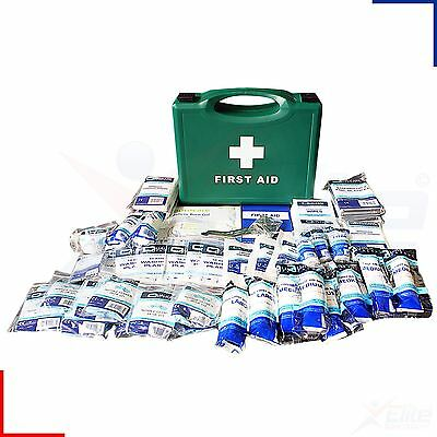 20 Person BSI First Aid Kit Workplace, Home, Travel, Office Medical Emergency