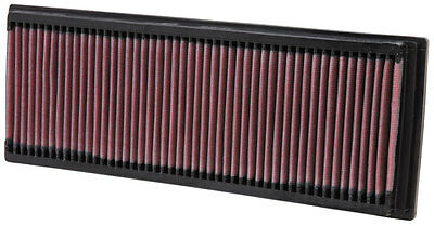 K&N Air Filter Element 33-2181 (Performance Replacement Panel Air Filter)