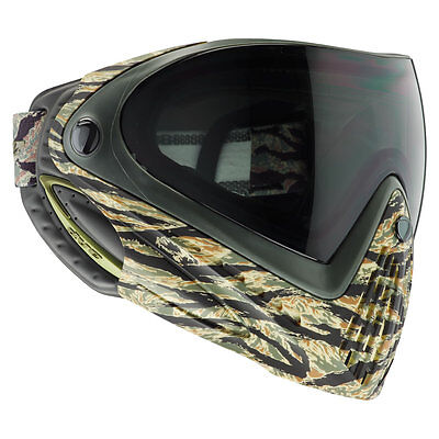 Dye I4 Paintball Mask Goggle - Thermal - Tiger