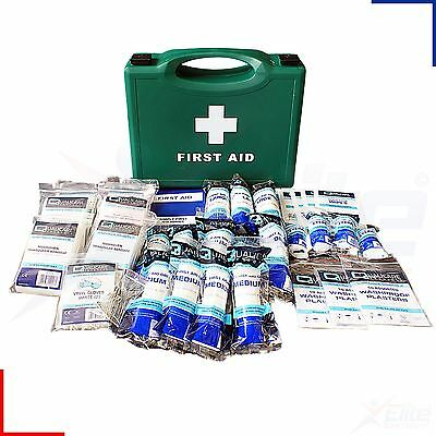 20 Person HSE First Aid Kit Workplace, Home, Travel, Office Medical Emergency