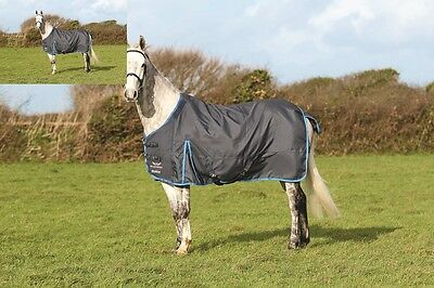 The Genius Rug - the rug that keeps your horse behind electric fences