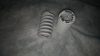 Lot of 6 LOGMAX 7000 Floating Knife Spring Replacements