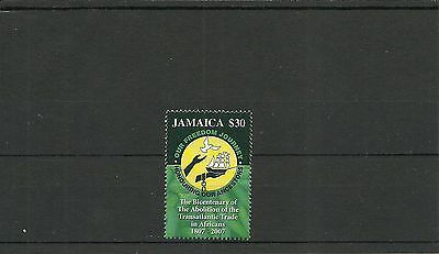 Jamaica Sg1135 Bicentenary Of Abolition Of Transatlantic Trade In Africans  Mnh