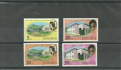 Jamaica Sg393-396-25Th Anniversary Of Univesity Of The West Indies Mnh