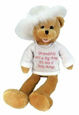 "Chantilly Lane Pearl's Wisdom 19"" T-shirt Sings ""that's What Friends Are For"" ("