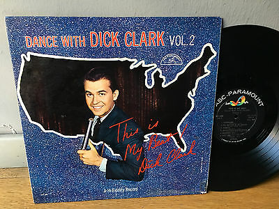 LP USA 1959 MONO  The Keymen – This Is My Beat! Dance With Dick Clark Vol.2