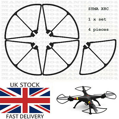 Syma X8C X8W Propeller Blade Protector Guard - Spare Parts for Quadcopter Drone