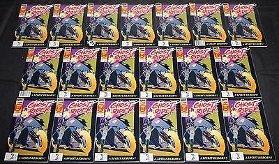 Vintage Marvel Copper Age GHOST RIDER VOL. 3 #1 19pc Count High Grade Comic Lot