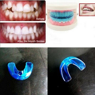 New Adult Straight Teeth Orthodontic Anti-Molar Retainer System Health Oral Care