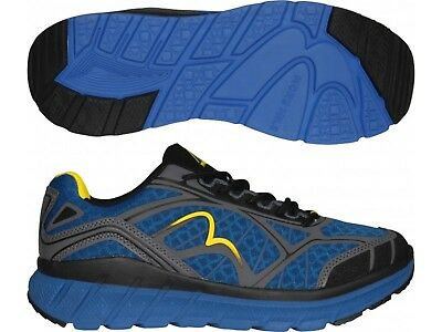 More Mile R66 Mens Cushioned Neutral Running Shoes Trainers Sneakers