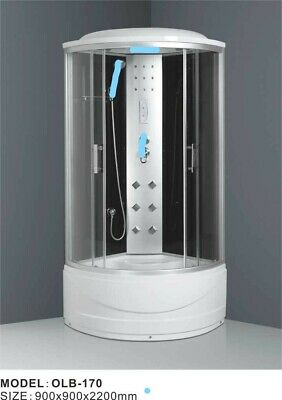 Massage Shower Screens Model 170 National Delivery Available