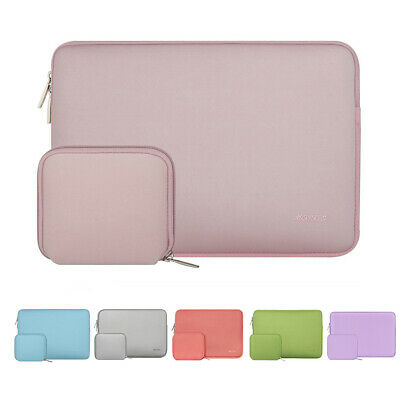 Mosiso 11 13 14 15.6 WaterProof Laptop MacBook Pro Air Neoprene Sleeve Case Bag
