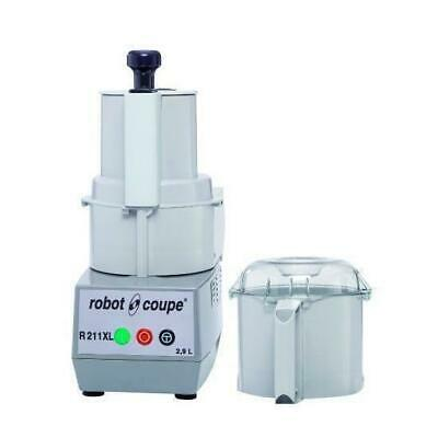 Robot Coupe Food Processor R211XL No Discs Included 2.9L Commercial Equipment