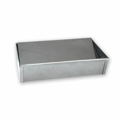 Floor Ashtray, Stainless Steel, Clubs, Pubs, Centres, Outdoor, 190mm x 305mm