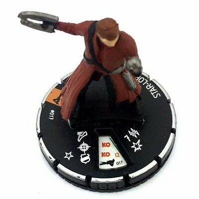 HeroClix Marvel legends Miniatures 017 STAR-LORD Collection Action Figure FK431