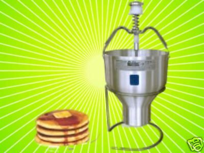 Belshaw K pancake dispenser/ batter/ depositor --new