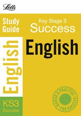 English: Study Guide (Letts Key Stage 3 Success) by Various Paperback Book The