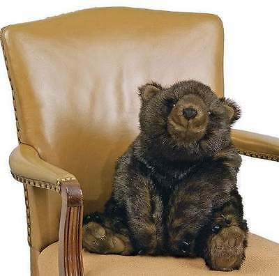 """26"""" Grizzly Bear Hugs Plush Animal by Ditz Designs- Super Soft! NEW Choose Brown"""