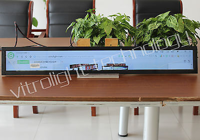 NEW 42INCH (1/5) Stretched Bar LCD display digital advertising screen