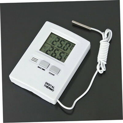 Digital LCD Thermometer Temperature Meter Tester Home Indoor Outdoor NI
