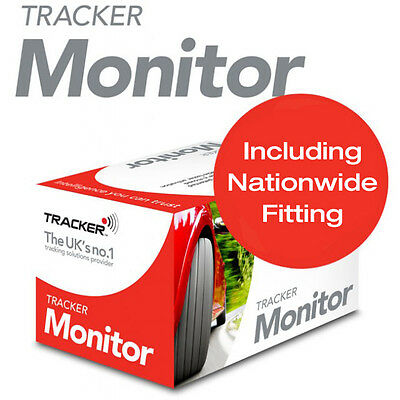 Tracker Monitor   Insurance Approved Car Tracker inc Nationwide Installation