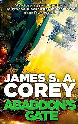 Abaddon's Gate: Book 3 of the Expanse,New Condition