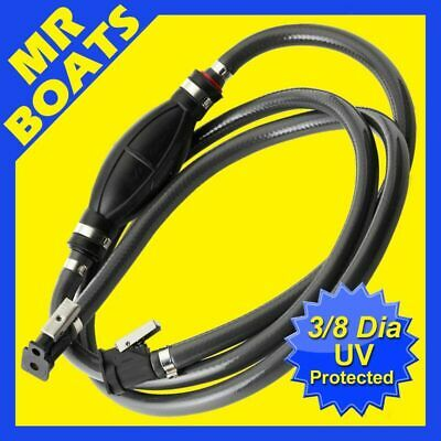 YAMAHA MERCURY MARINER PARSUN OUTBOARD FUEL LINE  HOSE ✱UV Stabilised✱ FREE POST