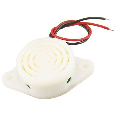 uxcell DC 3-24V 12mA Industrial Discontinuous Sound Electronic Buzzer New