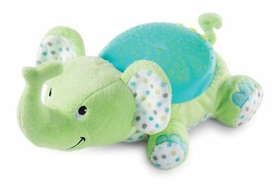 Summer Infant Slumber Buddies Soother Green Elephant New