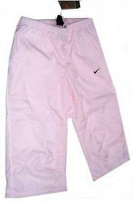 NIKE GIRLS cropped trackpants 3/4s Lg Size 12-13yrs pink NEW TAGGED BAGGED