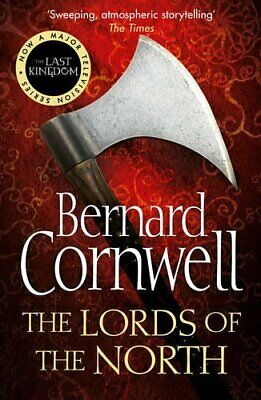 The Lords of the North (The Last Kingdom Serie... by Cornwell, Bernard Paperback