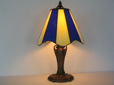 Lampe de table, base en métal - Table lamp, metal base