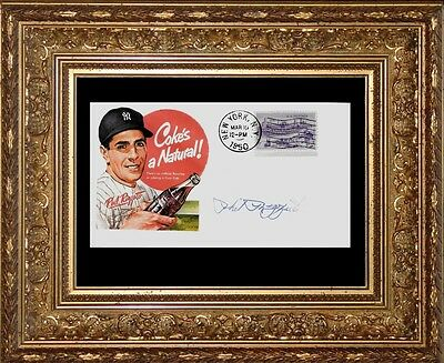 Phil Rizzuto Coca Cola ad Featured on Limited Edition Collector's Envelope *X917