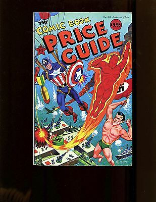 Overstreet Comic Book Price Guide #10 (1980) SC (Softcover) FN Schomburg Cover