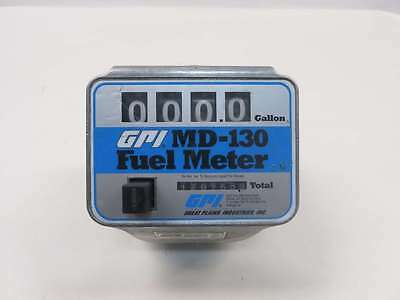 Gpi Md-130 Fuel Flow Meter D523096