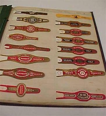 Cigar Bands-366 in book titled Index of Victor Records = 9952C