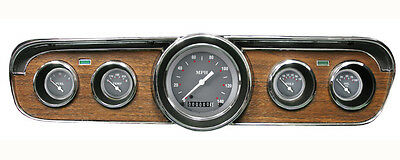 Classic Instruments 1965-1966 Mustang Package SG Series Gauges Cluster