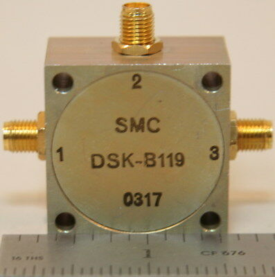 Synergy DSK-B119 Power Divider 1-500 MHz 2-Way 0 Degree