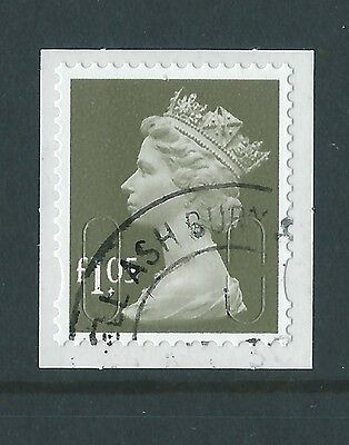 Great Britain 2016 Tarriff Change Definitive Code M16L  Fine Used,