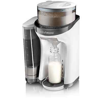 Baby Brezza Formula Pro Prepares The Perfect Baby Bottle Gently Used No Bottle