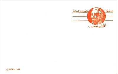 USPS Postal Card Unused Scott UX 75 Low Combined Shipping