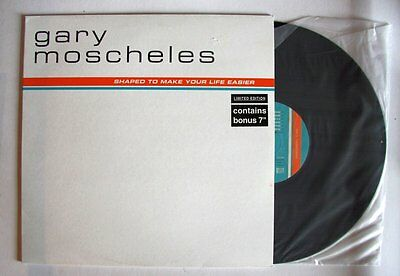 Gary Moscheles Shaped To Make Your Life Easier Belgium LP + 7in 1996