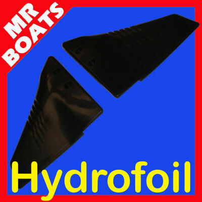 OUTBOARD HYDROFOIL High Performance upto 50HP ✱ TRIM TAB STABILIZERS ✱ FREE POST