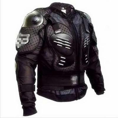 Unisex Pop Motorcycle BODY ARMOUR Motocross ATV Motox Downhill BMX Bike Armor LG
