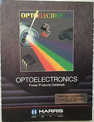 Harris Optoelectronics Power Products databook
