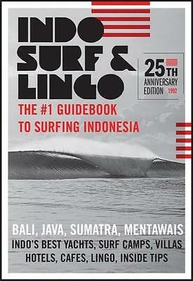 NEW Indo Surf & Lingo By Peter Neely Paperback Free Shipping