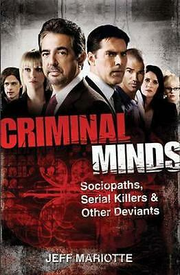 NEW Criminal Minds By Jeff Mariotte Paperback Free Shipping