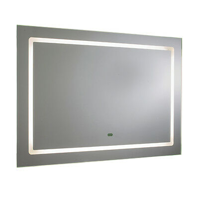Saxby 60897 - Valor - 15W LED Motion Sensor IP44 Bathroom Mirror Wall Light